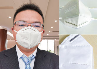 CE  FDA KN95 Filter Mask ,  Kn95 Protective Mask  FFP2 5 Ply Filtration