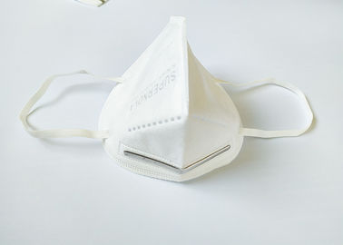 OEM Disposable Kn95 Mask , Kn95 Protective Mask  Earloop Nonwoven Carbon Filter